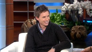 Download Eddie Redmayne's Wife Was Late to Their Wedding Video