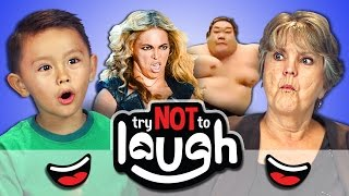 Download Try to Watch This Without Laughing or Grinning #5 (REACT) Video