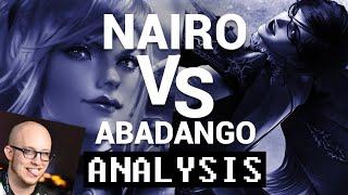 Download Nairo vs Abadango Analysis (2GGC Pools) Video