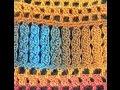 Download Crochet : Punto Vainitas Video
