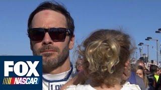 Download Radioactive: Homestead - ″That's pretty cool. Pretty damn cool.″ | NASCAR RACE HUB Video