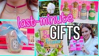 Download Last Minute DIY Gifts Ideas You NEED To Try! For BFF, Boyfriend, Parents... Birthdays/ Christmas Video