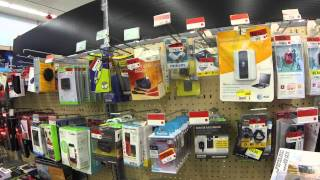 Download Shopping in Walmart Electronics Department, 2020 N 75th Ave, Phoenix, AZ, 27 Sept 14, GOPR8638 Video