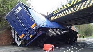 Download FAIL | Truck Crash Compilation 2015 | FailArmy Crashes Video