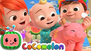Download Piggy Bank Song | CoCoMelon Nursery Rhymes & Kids Songs Video