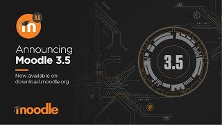 Download Moodle 3.5 Overview Video
