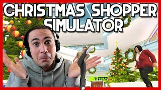 Download Υπερβολικές Κλανιές! (Christmas Shopper Simulator) Video