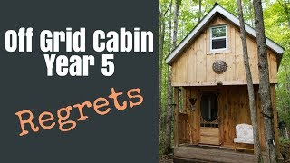 Download Off Grid Cabin Year 5: Regrets! Video