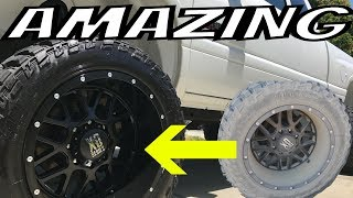 Download WHAT I USE ON MY 20x12'S WILL BEAT ANY WHEEL CLEANER Video