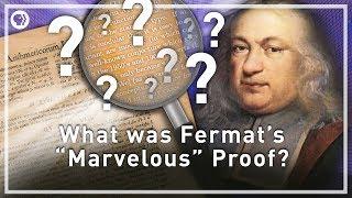 "Download What was Fermat's ""Marvelous″ Proof?   Infinite Series Video"