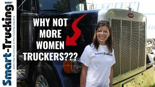Download The Real Reason There Aren't MORE Women Truck Drivers! Video