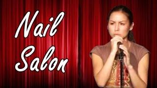 Download Anjelah Johnson - Nail Salon (Stand Up Comedy) Video