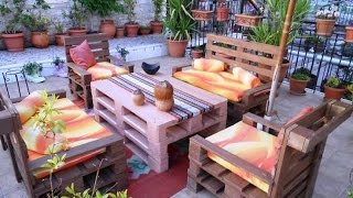 Download Creative Ways To Recycle Wooden Pallets over 200 ideas Video