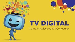 Download Tutorial - Instalação kit (conversor digital e antena) Video