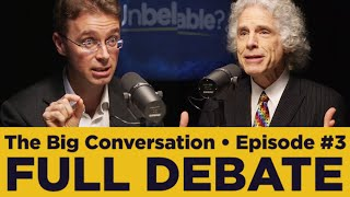 Download Steven Pinker vs Nick Spencer • Have science, reason and humanism replaced faith? Video