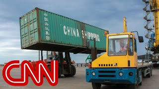 Download China retaliates after US imposes new tariffs on goods Video