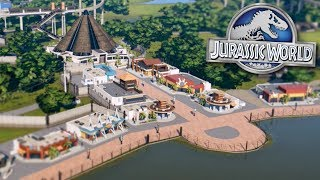 Download BUILDING JURASSIC WORLD!!! - Jurassic World Evolution FULL PLAYTHROUGH | Ep37HD Video