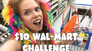 Download FOLLOW ME AROUND! $10 WAL-MART CHALLENGE! Video