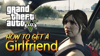 Download GTA 5 - How to Get a HOT Girlfriend (GTA 5 Como Ter uma Namorada) First-person Video