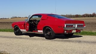 Download Ride in a 1968 Shelby GT 500 Mustang with 428 Engine ? Why Not! on My Car Story with Lou Costabile Video