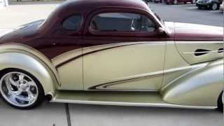Download *** INCREDIBLE 1938 CHEVY COUPE *** ALL STEEL **** SOLD !!!!! Video