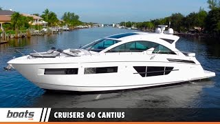 Download 2016 Cruisers 60 Cantius: Video Boat Review Video