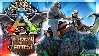 Download ARK: DINOSAUR HUNGER GAMES! - Survival of the Fittest! Video