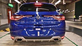 Download Renault Mégane 4 (2016) PRODUCTION Video