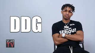 Download DDG on Brother Being Murdered at 21, Knowing Who Did it, Talking to Police (Part 1) Video