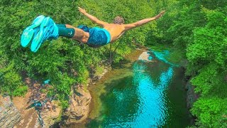 Download Craziest Cliff Jumping Of All Time! Video