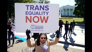 Download HHS reportedly considering a limited definition of gender. Is it legal? Video