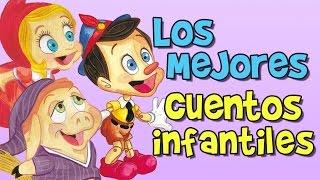 Download ″PINOCHO, LOS TRES CERDITOS, CAPERUCITA ROJA, BLANCANIEVES″ - Cuentos infantiles en español, cuento Video