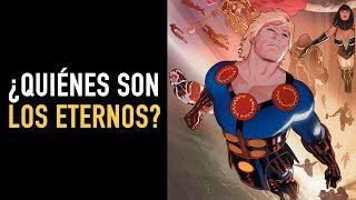 Download ¿Quién #@$! son los Eternals? Video