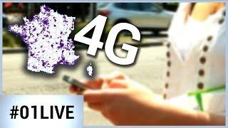 Download Couverture 4G : bientôt des progrès ? 01LIVE HEBDO #167 Video