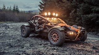 Download Ariel Nomad vs Welsh Mud | Rory Reid's Road Trips | Top Gear Video