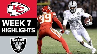 Download Chiefs vs. Raiders | NFL Week 7 Game Highlights Video