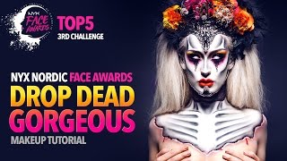 Download NYX Nordic Face Awards Top 5 Challenge - Drop dead gorgeous Video