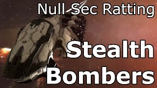 Download Null Sec Ratting in Stealth Bombers - EVE Online Video
