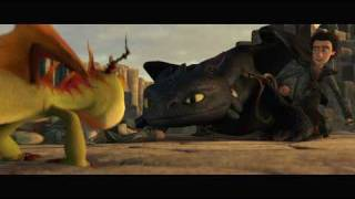 Download HOW TO TRAIN YOUR DRAGON - ″Dragons Aren't Fireproof″ Official Clip Video