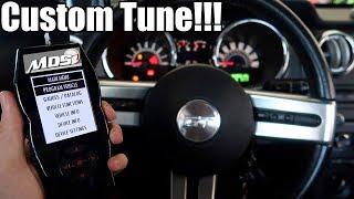 Download New Custom Lito Tune! 400+ Horsepower FBO Cammed Mustang GT Video