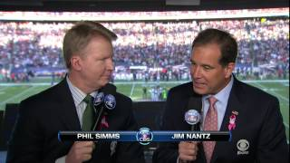 Download NFL on CBS 2012 - Jets vs Patriots - open Video