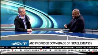 Download SA Zionist Federation on proposed downgrade of Israel embassy Video