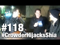 Download #118 CROWDER HIJACKS SHIA LABEOUF'S STREAM! Dean Cain Guests | Louder With Crowder Video