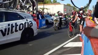 Download Giro d'Italia 2017 - Olbia - caduta Silvan Dillier a 3 km dall'arrivo Video
