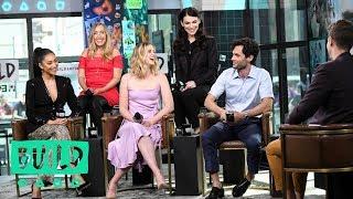 Download Penn Badgley, Shay Mitchell, Elizabeth Lail, Sera Gamble & Caroline Kepnes Talk Lifetime's ″YOU″ Video