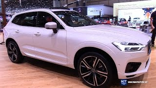 Download 2018 Volvo XC60 T8 AWD - Exterior and Interior Walkaround - Debut at 2017 Geneva Motor Show Video