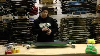Download 2011 Landyachtz Evo Longboard Review Video