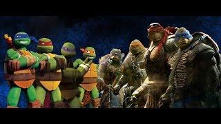 Download Teenage Mutant Ninja Turtles-2014 VS 2012-ERB Video