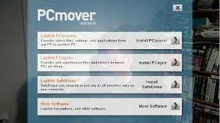 Download Review : Laplink PC Mover Ultimate Video
