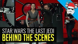 Download Star Wars: The Last Jedi - Behind the Scenes & New Images Video